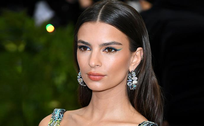 Emily Ratajkowski's Met Gala Jewellery Looks Ridiculously Decadent