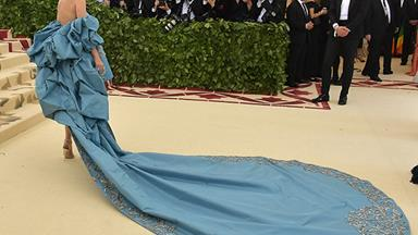 Met Gala 2018: The Biggest Trains From The Red Carpet