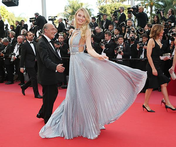 cannes red carpet 2018