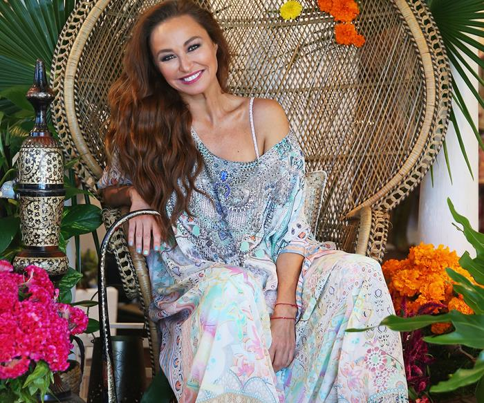 Camilla Franks  Diagnosed With Breast Cancer Months After Giving Birth