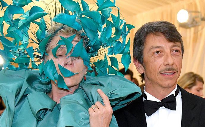 Frances McDormand Met Gala