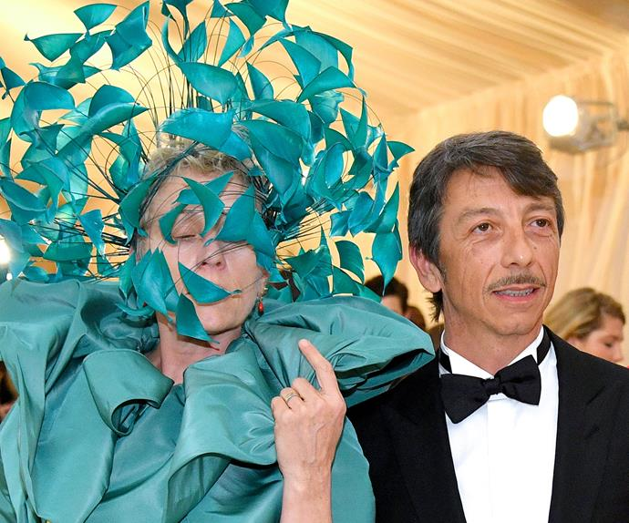 Frances McDormand Met Gala