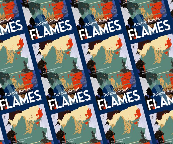 flames book by robbie arnott