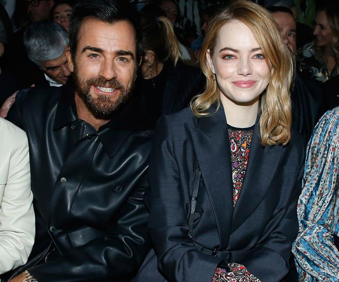 Justin Theroux And Emma Stone Reportedly Left Rihanna's Met Gala After Party Together