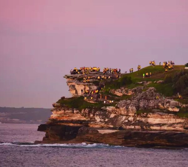 Why You May See 2,000 Fluro Shirts Making Their Way To Bondi At The Crack Of Dawn
