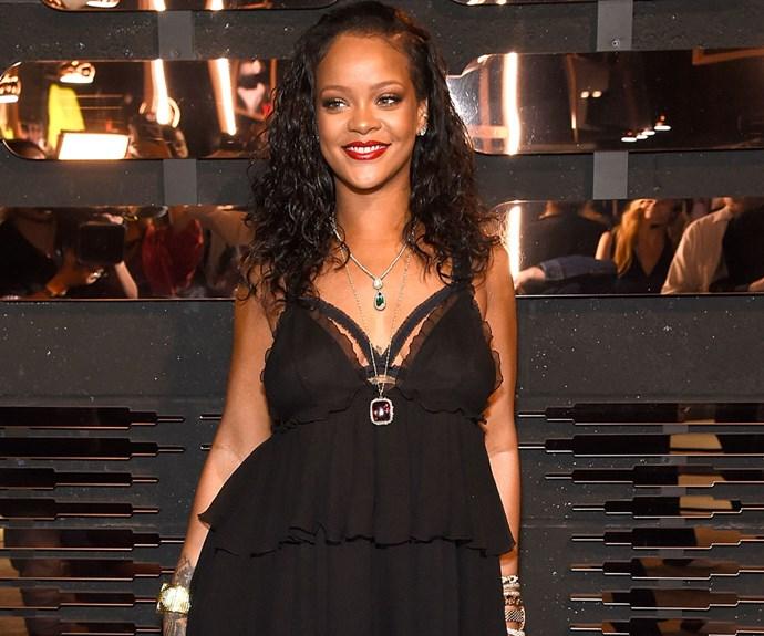 Rihanna Offers Some Advice To Meghan Markle and Prince Harry On The Royal Wedding Night