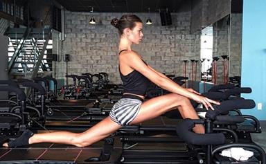 14 Victoria's Secret Models On Their Favourite Workouts