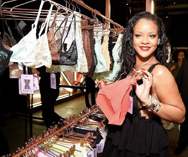 Rihanna Launches Savage X Fenty, an Inclusive Line of Lingerie