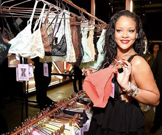 Your First Look At Rihanna's Savage x Fenty Lingerie Line