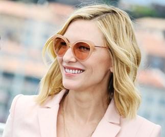 Cate Blanchett's beauty secrets