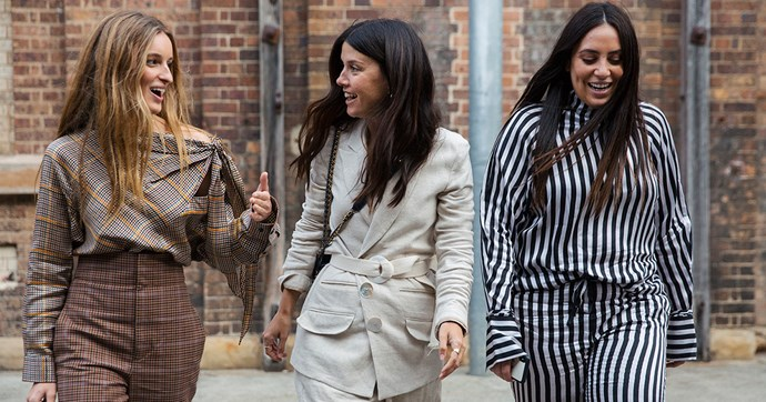 Editor Outfits Fashion Week