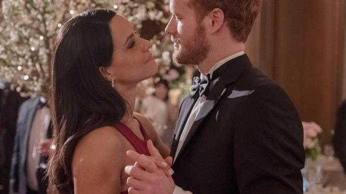 The 10 Cheesiest Moments From Harry And Meghan's Lifetime Movie 'A Royal Romance'