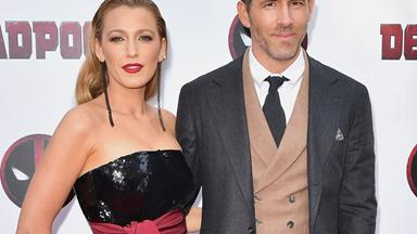 Ryan Reynolds Just Said The Sweetest Thing About Blake Lively At The 'Deadpool 2' Premiere