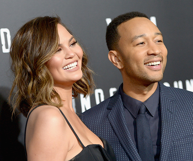 Chrissy Teigen Gives Birth to Second Child With John Legend