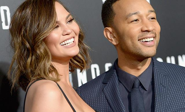 Chrissy Teigen And John Legend Have Welcomed Their Baby Boy Into The World
