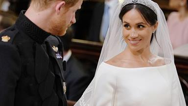 Meghan Markle's Wedding Hairstyle Was Just As Stunning As We Thought It Would Be