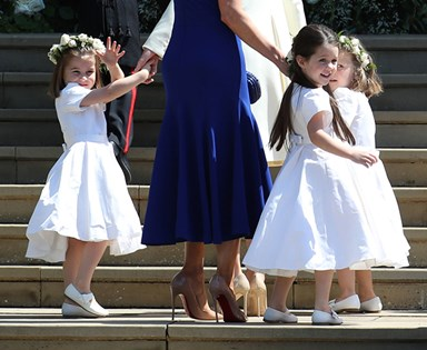 Meghan Markle's Bridesmaids Have Arrived, And They Are So Regal!