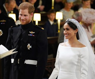 Meghan Markle wedding dress 2018