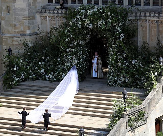 Meghan Markle Wedding Dress Pictures