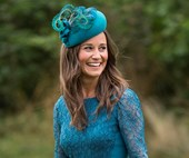Did Pippa Middleton Just Show Off A Baby Bump At The Royal Wedding?