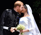 Meghan Markle & Prince Harry's Cutest Royal Wedding Moments