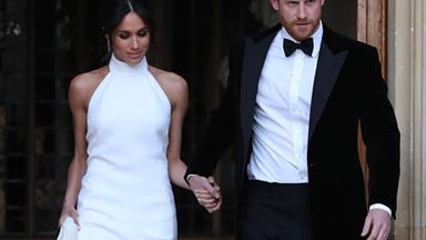 Meghan Markle's Reception Dress: Everything You Need To Know About The Stella McCartney Gown