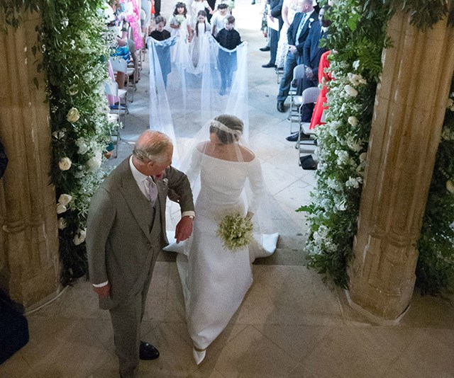 Thomas Markle Sr. Speaks Out About The Royal Wedding