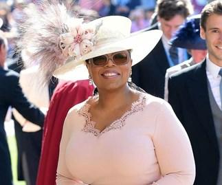 oprah royal wedding