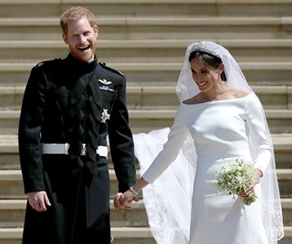 Prince Harry Meghan Markle First Dance Royal Wedding
