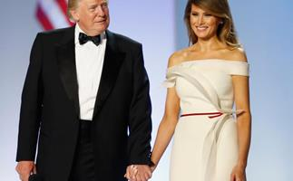 Donald Trump Misspelled Melania's Name And Twitter Is Living For It