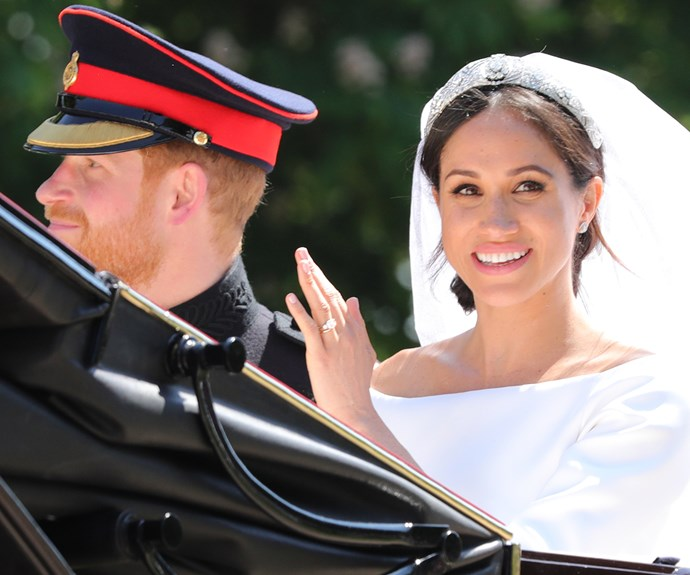 Meghan Markle Created The Best Royal Wedding Meme