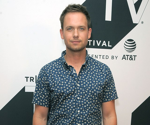 patrick j adams bullying