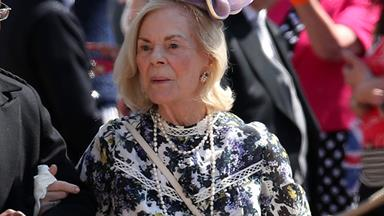 This Cool 85-Year-Old Duchess Wore Sneakers To The Royal Wedding