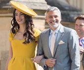 A Royal Turned Down George Clooney's Request For A Dance At The Wedding Reception