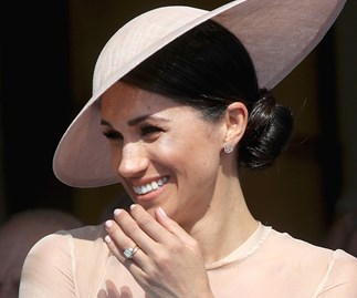 Meghan Markle fashion 2018