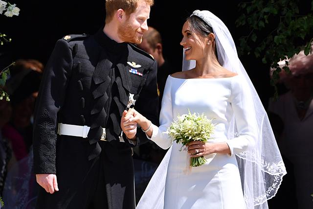 Everything We Know About Meghan Markle's Emotional Wedding Speech