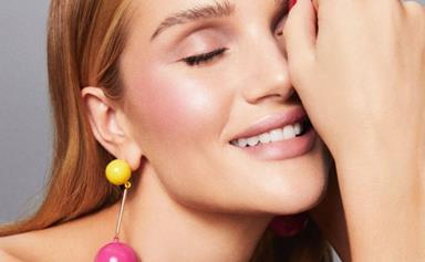 Rosie Huntington-Whiteley Is Launching A Beauty Line
