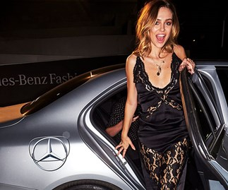 Sydney Fashion Week Mercedes Benz After Party