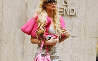 paris hilton 2000s fashion