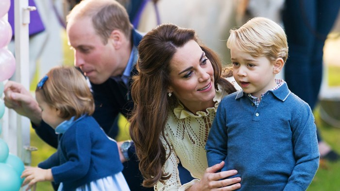 Prince George Was Reportedly The Target Of A Planned ISIS Attack