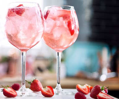 Exactly Why You Should Be Drinking Pink Gin, And What You Should Be Drinking With It