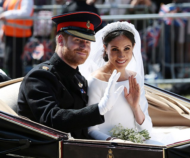 Meghan Markle's Close Friend Just Shared A Very Sweet Detail About The Royal Wedding Reception