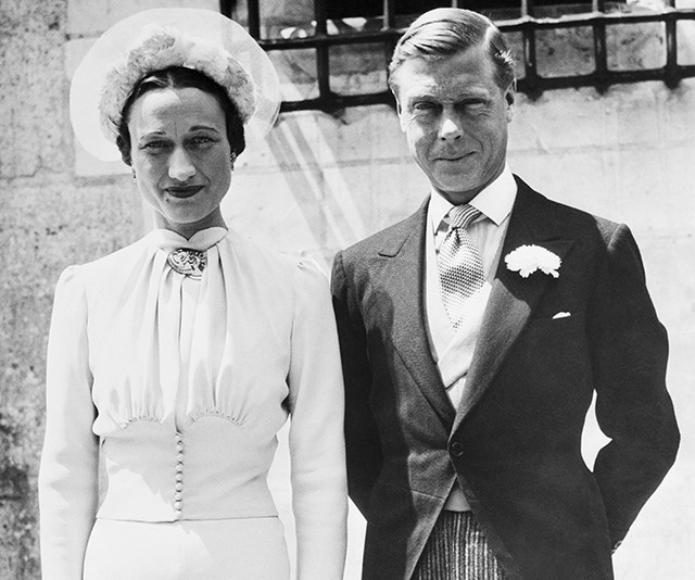 How Meghan Markle Incorporated Disgraced Divorcee Wallis Simpson Into Her Wedding Day