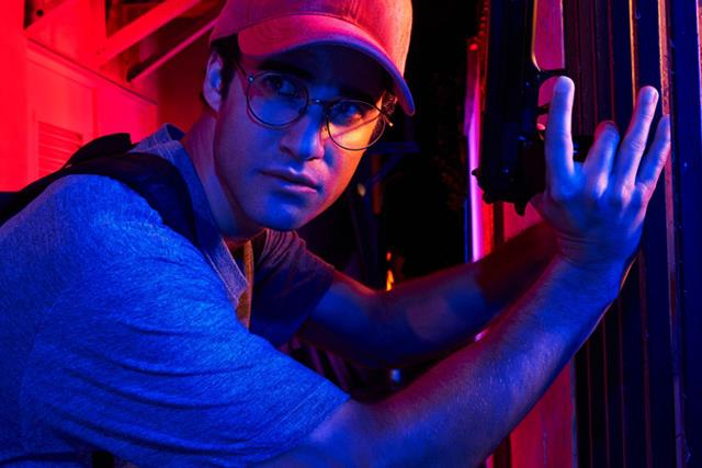 Darren Criss On Playing A Serial Killer And Getting Close To Versace