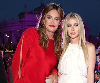 Caitlyn Jenner And Her 21 Year-Old Girlfriend, Sophia Hutchins, Just Attended A Ball Together