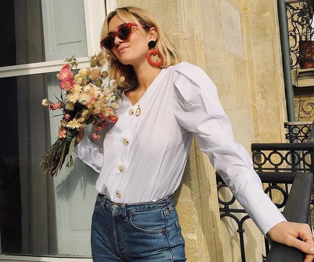 french girl fashion