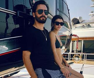 So, Scott Disick Just Denied His Break Up With Sofia Richie On Instagram