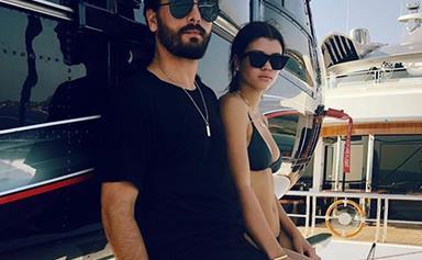 So, Scott Disick Just Denied His Break Up With Sofia Richie On Instagram