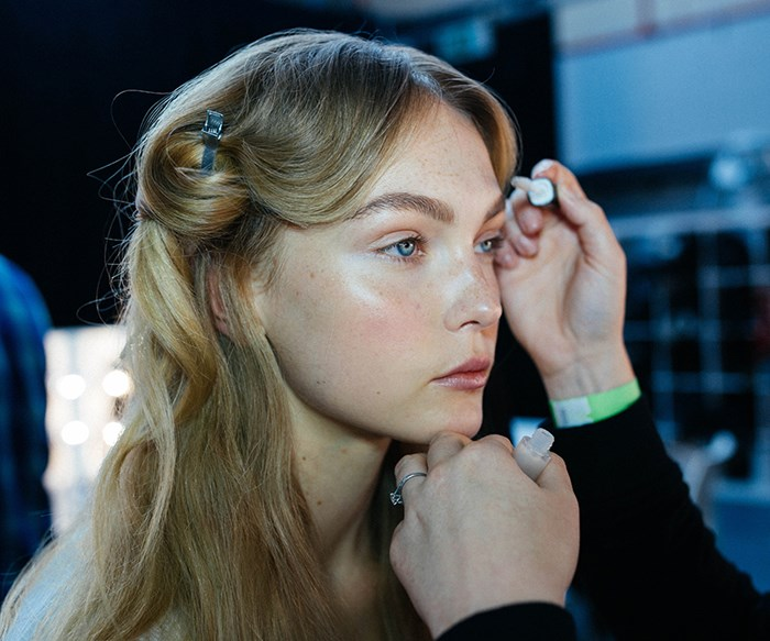 According To A New Study, Sleeping In Your Makeup Could Send You Blind