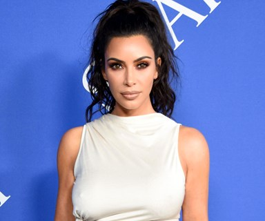 Kim Kardashian's CFDA Influencer Award Is Receiving Very Mixed Reactions On Social Media